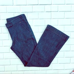 Theory Flared Jeans